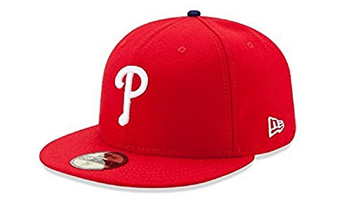 New Era Cap Co. Inc. Men's 70360945, Red, 7.125