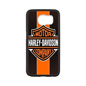 DIY Harley Davidsonl Custom Case Shell Cover for Samsung S6 (Laser Technology)