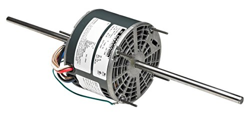 - Marathon 48A11O2026 Direct Drive Motor, 1 Phase, Open Air Over, Thru-Bolt, Ball Bearing, 1/2 hp, 1075 RPM, 3 Speeds, 115 VAC, 48Y Frame, Permanent Split Capacitor