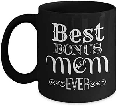 And Relatives Stepmom Stepmother Good For Mothers Day Ceramic Mug 11 Ounce Coffee