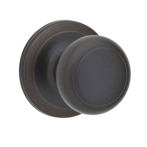 800 Series Single (Kwikset 966CV 11P Interior Pack with Cove Knob for 800 Series Single Cylinder Handle, Venetian Bronze)
