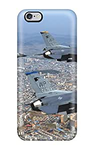 Shauna Leitner Edwards's Shop Hot Shock-dirt Proof F 16 Fighting Falcons Over City Case Cover For Iphone 6 Plus