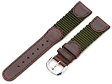 Mens Leather Watch straps