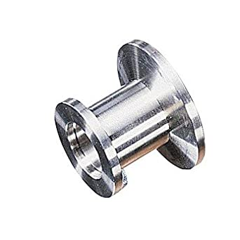 Aluminum Nw 16 to Nw 25 Cole-Parmer AO-31400-10 Vacuum Brand 669041 Flange Adapter Vacuum Pump Fitting