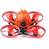 QWinOut Happymodel Snapper6 1S 65mm Whoop Indoor Brushless Quadcopter 0603 RC Racing Drone BNF Version (with Frsky Receiver)
