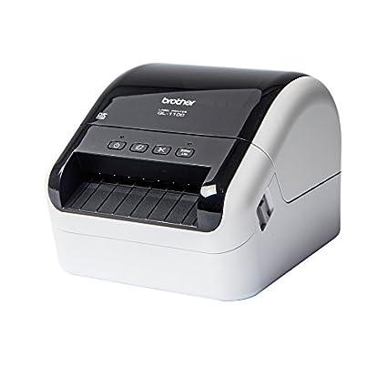 Brother QL1100ZG1 PTOUCH Impresoras de Etiquetas QL1100 300x300dpi ...