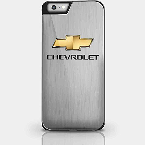 Chevy Chevrolet Gold for Iphone and Samsung Galaxy Case (iPhone 6 plus black)