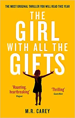 Image result for the girl with all the gifts Cover