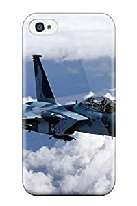 High Quality Jet Fighter Tpu Case For Iphone 4/4s