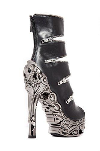 Platform Platform Black Heel Heel Hades Hades LAWSON LAWSON Hades Black EqxAR0wB