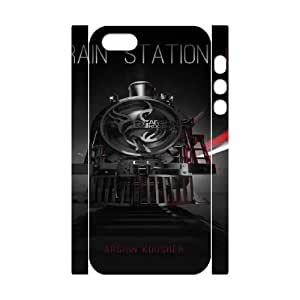 iphone 5 5s Cell Phone Case 3D arshin koosher train station 6 design bycs9 fx design DIY Ornaments xxy002-9196646