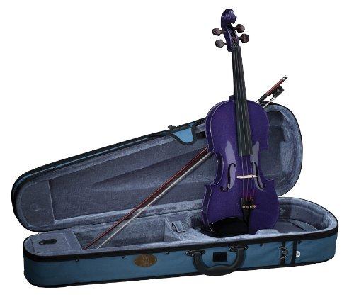 Stentor 1401PU 4/4 Violin Purple by Stentor