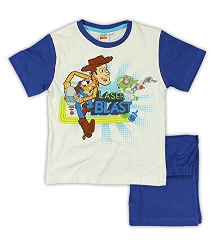 Disney Toy Story Woody e Buzz set pigiama corto navy 'laser Blast W5TS4548PYNY