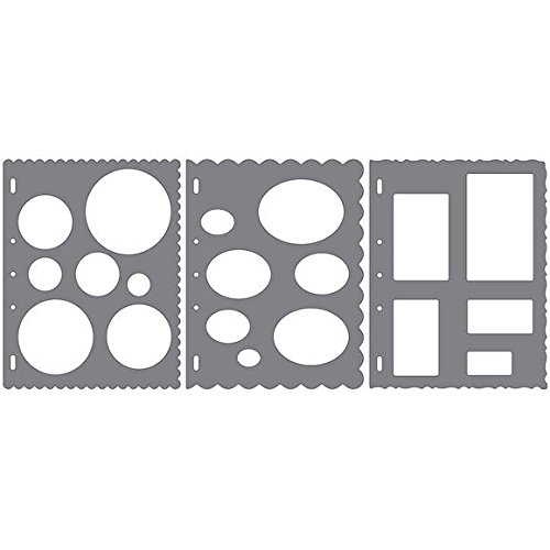 Fiskars 497570973 Pack No ShapeTemplate Tool