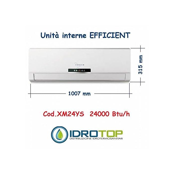 41lmElqEE7L Climatizador aire acondicionado Inverter Bomba de calor Clase A/A Alta eficiencia y bajo consumo
