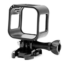 Kocome Low Profile Frame Housing Cover Case Mount Holder for GoPro Hero Session 4