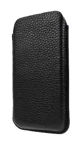 DONZO Pouch Tasche Tasche für Apple iPhone 4 4S Schwarz