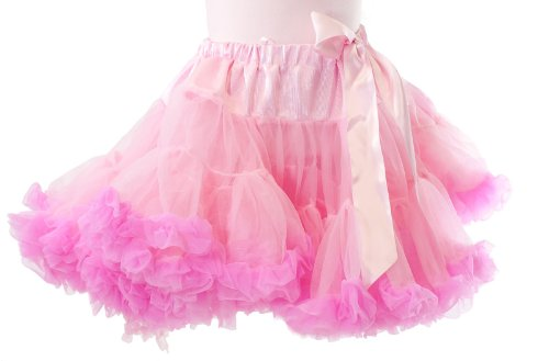 My All Dance Costumes (My Princess Academy / Full and Fancy PettiSkirt, Light)