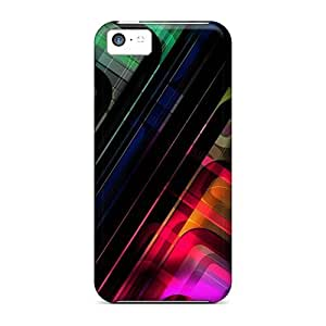 MMZ DIY PHONE CASENikRun ThmOO966knUXt Case Cover Skin For ipod touch 5 (abstract)