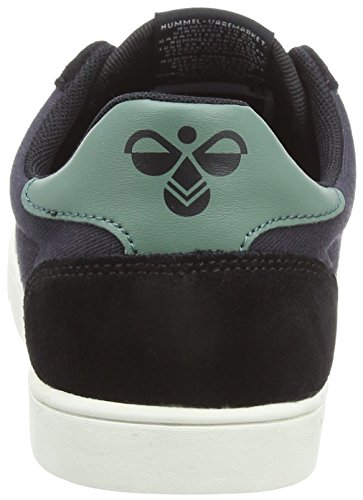 Duo Schwarz Stadil Hummel Adulte black Mixte Low Slimmer Canvas Baskets qEE7r1w