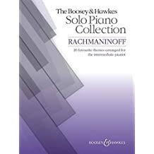 The Boosey & Hawkes Piano Solo Collection: Rachmaninoff: 29 Favorite Themes Arranged for the Intermediate Pianist