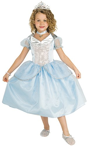 [Enchanted Princess Dress-Up Set by Rubie's] (Cinderella Dress Up)