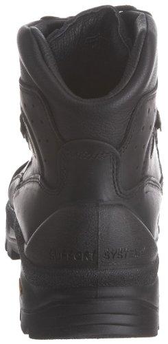 Grisport - Zapatillas de senderismo de cuero para hombre Negro