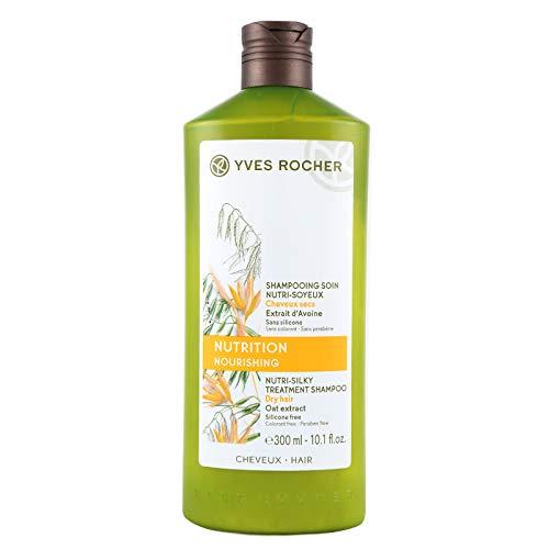 Yves Rocher Botanical Hair Care Nutri-Silky Treatment Shampoo