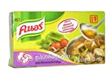 Knorr Broth Soup Mushroom Vegetarian Food (6 Cubes in Box)
