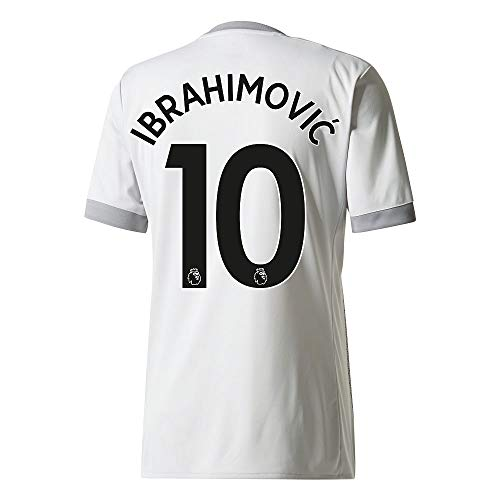 adidas Manchester United 3rd Ibrahimovic Jersey 2017/2018 for sale  Delivered anywhere in USA