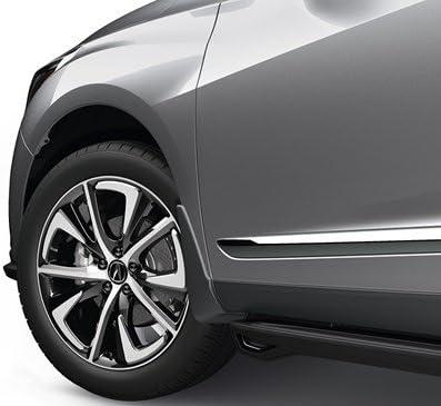 Splash Guard Car >> Acura Genuine Accessories 08p00 Tjb 200 Splash Guard Set 1 Pack