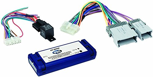 PAC OS-2C BOSE OnStar Radio Replacement Interface for General Motors with Bose System (Harness Interface Onstar)