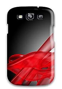Fashion HhRVADl1788lbetv Case Cover For Galaxy S3(digital Art)