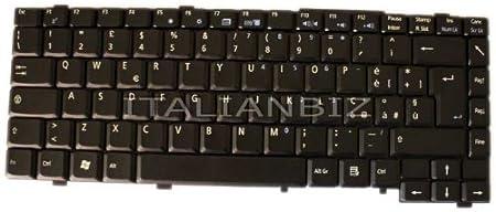 Clavier italien pour ordinateur portable ASUS Compatible 04