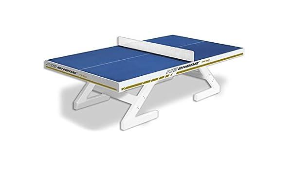 Enebe - Antivandálica outdoor mesa ping pong: Amazon.es: Deportes ...
