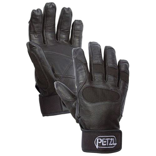 Petzl CORDEX+ belay/rap glove Black L by Petzl