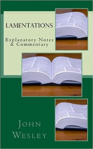 Read Lamentations: Explanatory Notes & Commentary PDF