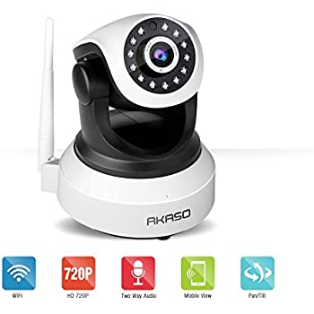 Amazon Com Sdeter Ip Camera Wireless Wifi 720p Hd Plug