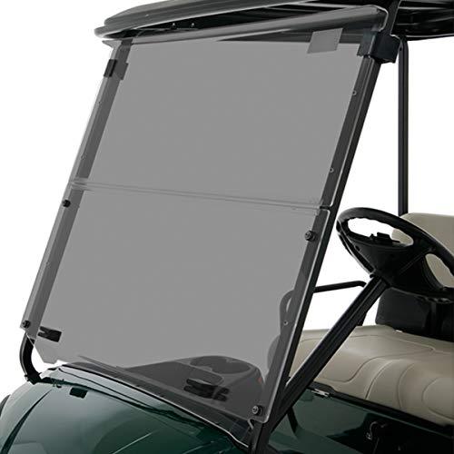 Yamaha Drive G29 Golf Cart Tinted Fold Down Windshield (Drive Yamaha)