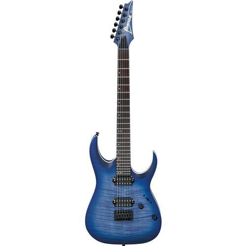 (Ibanez RGA42FM Elec Guitar Blue Lagoon Burst Flat )