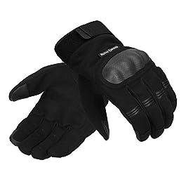 Royal Enfield Strident Riding Gloves Black L (RRGGLN000148)