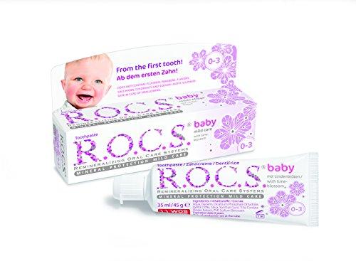 R.O.C.S. Baby Zahnpasta 50g