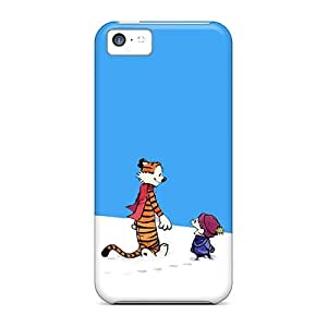 CnmdYvt5853WJwDw ConnieJCole Calvin And Hobbes Snow Walk Feeling Iphone 5c On Your Style Birthday Gift Cover Case