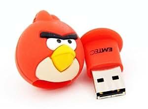 Emtec Angry Birds EKMMD4GA100 - Memoria USB 4096 MB