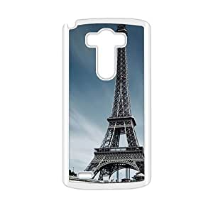 Creative phone case for LG G3,eiffel tower design