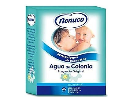 Nenuco Agua de Colonia Fragancia Original frasco Cristal - 400 ml