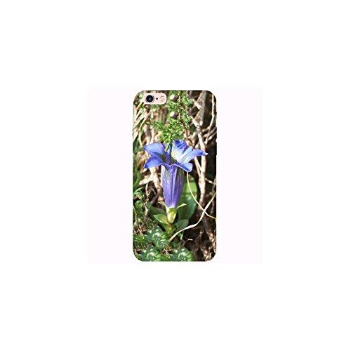 Coque Apple Iphone 6-6s - Gentiana asclepiadea L