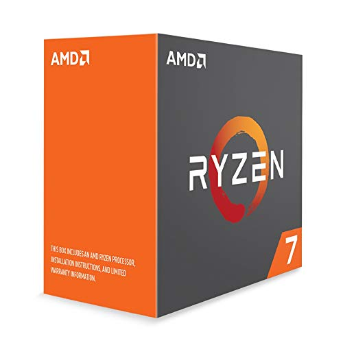 Build My PC, PC Builder, AMD Ryzen 7 1800X