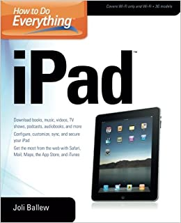 Book How to Do Everything iPad