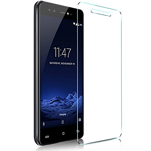 Tempered Glass Screen Protector for Wiko Lenny 2 (Clear) - 4